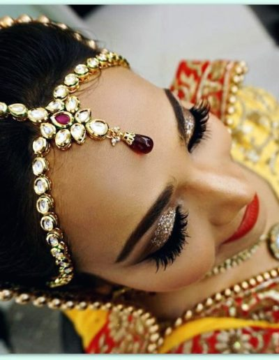 South Asian Hair and Makeup